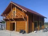 Строительные работы,  Строительные работы, проекты Срубы, цена 745 Грн., Фото