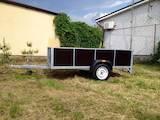 Оренда транспорту Причепи, ціна 1300 Грн., Фото