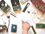 Компьютеры, оргтехника,  Ремонт и обслуживание Ремонт персональных компьютеров, цена 100 Грн., Фото