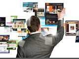 Інтернет послуги Web-дізайн і розробка сайтів, ціна 10000 Грн., Фото