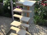 Стройматериалы Ступеньки, перила, лестницы, цена 19500 Грн., Фото